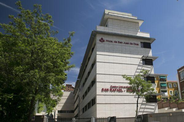 """Convenio de cooperación educativo entre Actualfisio y el Centro Universitario de Ciencias de la Salud """"San Rafael-Nebrija"""""""