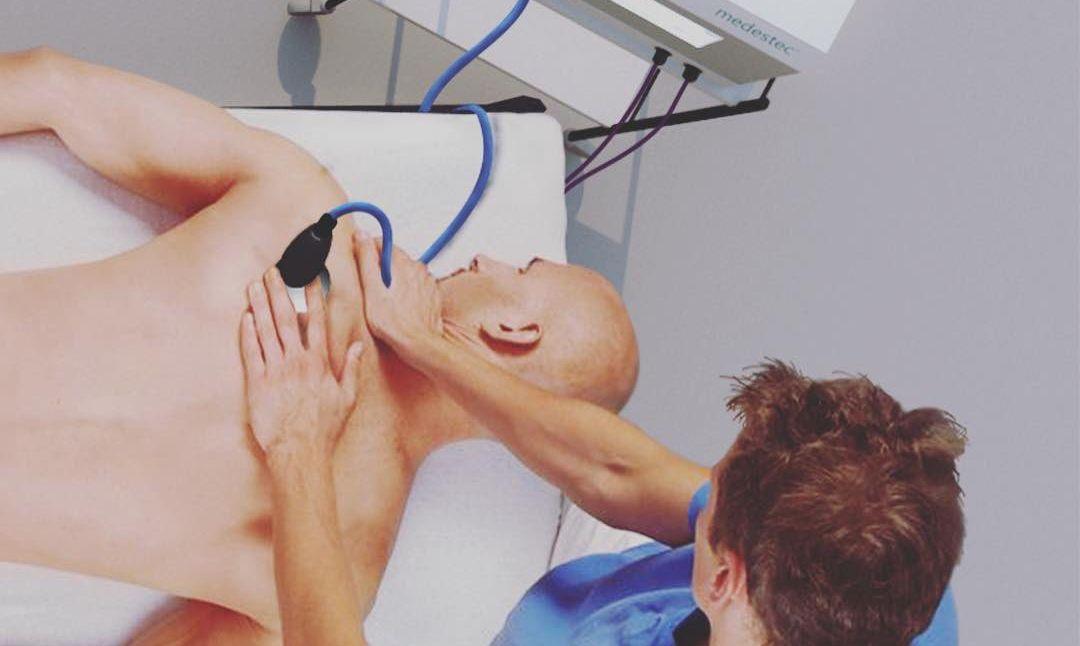 Diatermia aplicada a patologías del sistema óseo
