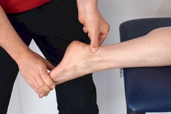 El esguince de tobillo y su tratamiento
