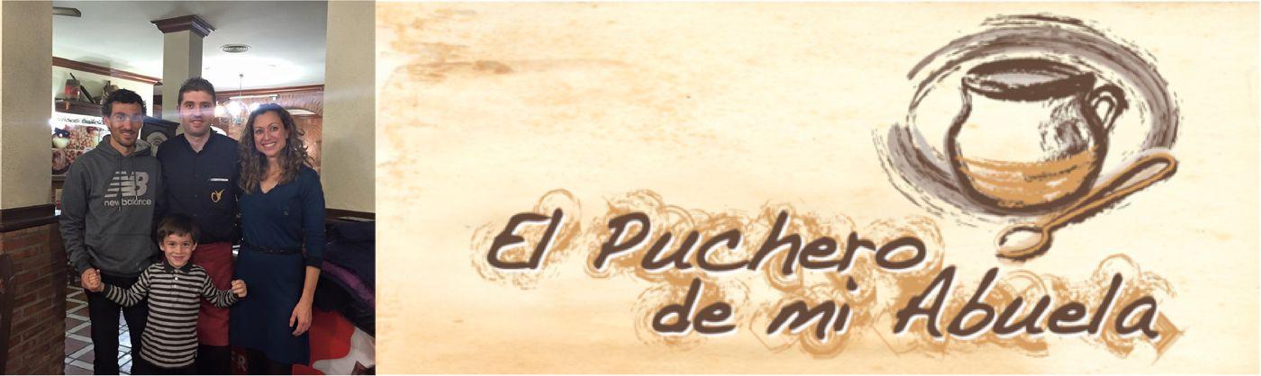 Jesús España y El Puchero de mi Abuela