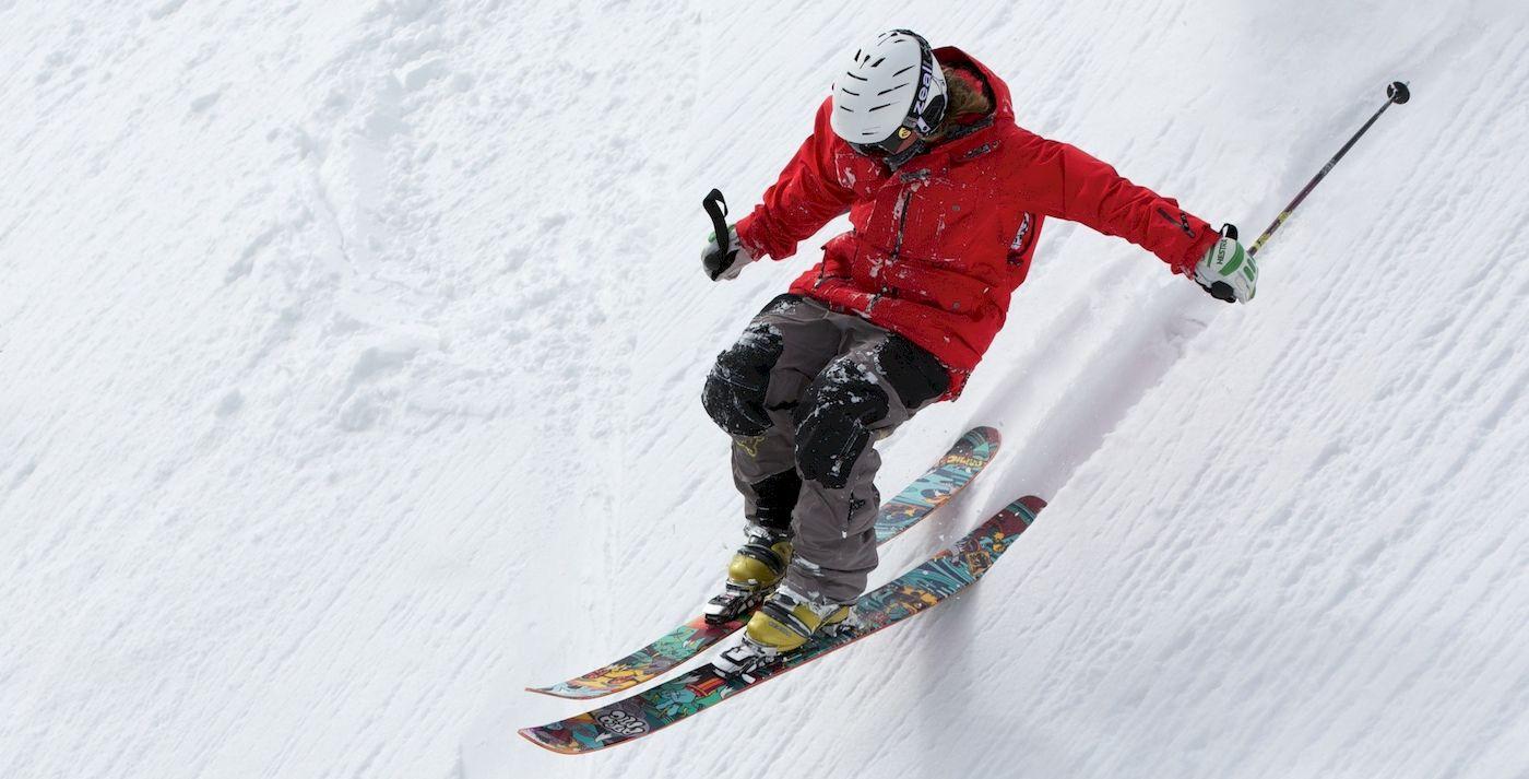La Temporada de Esquí y La Rodilla