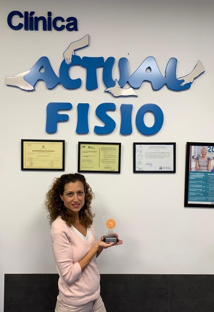 Recibimos el premio 'Empresa Recomendada por AcusVal'