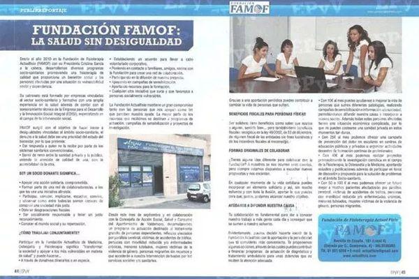 Proyecto Infancia Vulnerable con el Ayuntamiento de Valdemoro