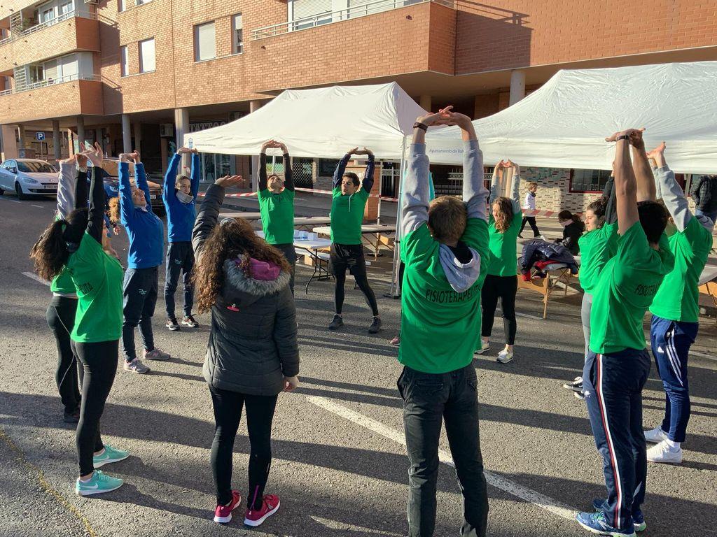 Actualfisio en la XXXV Carrera Popular Jesús España de Valdemoro